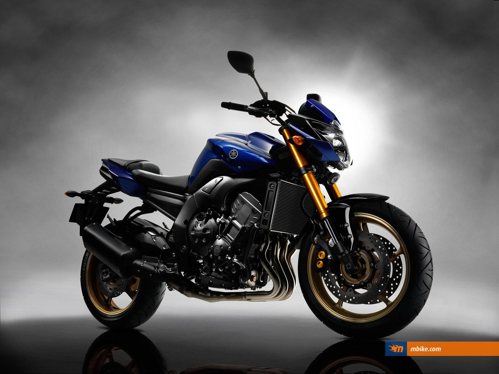 2010 Yamaha FZ8 FZ8N Wallpaper   Mbikecom 1600x1200