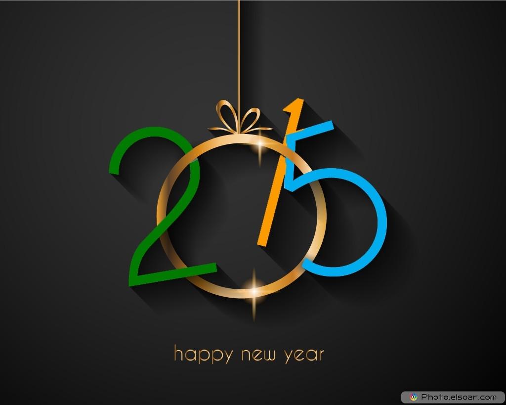 Happy New Year 2015 Beautiful Wallpaper Elsoar Amazing Photos 1024x819