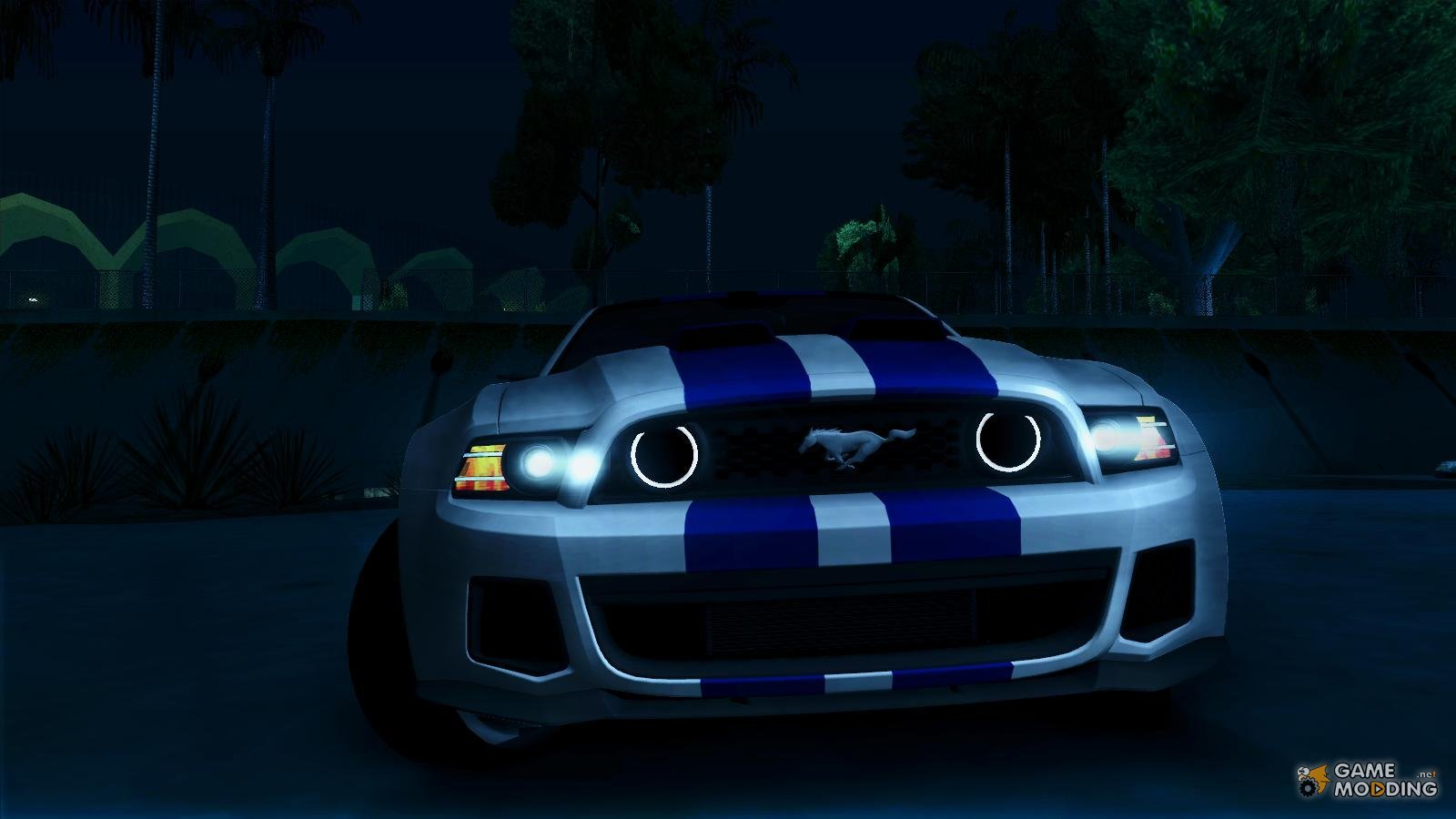 47 Mustang Need For Speed Wallpaper On Wallpapersafari
