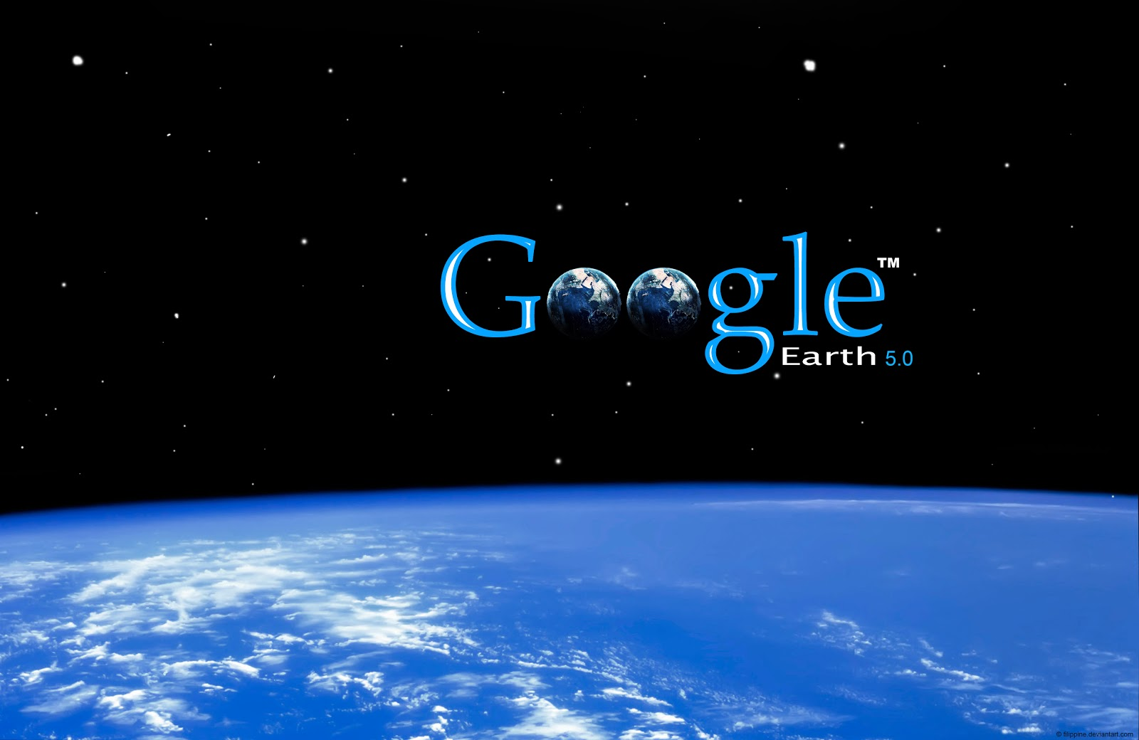 Download Google Earth Software or Application Full Version For 1600x1040