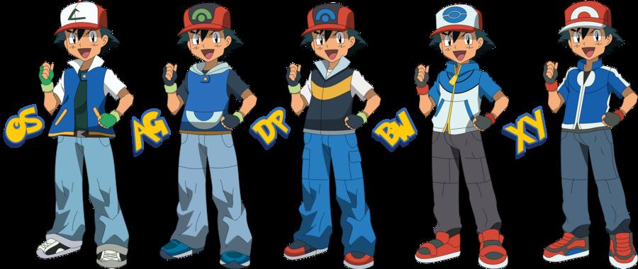 Pokemon Ash Wallpaper Wallpapersafari