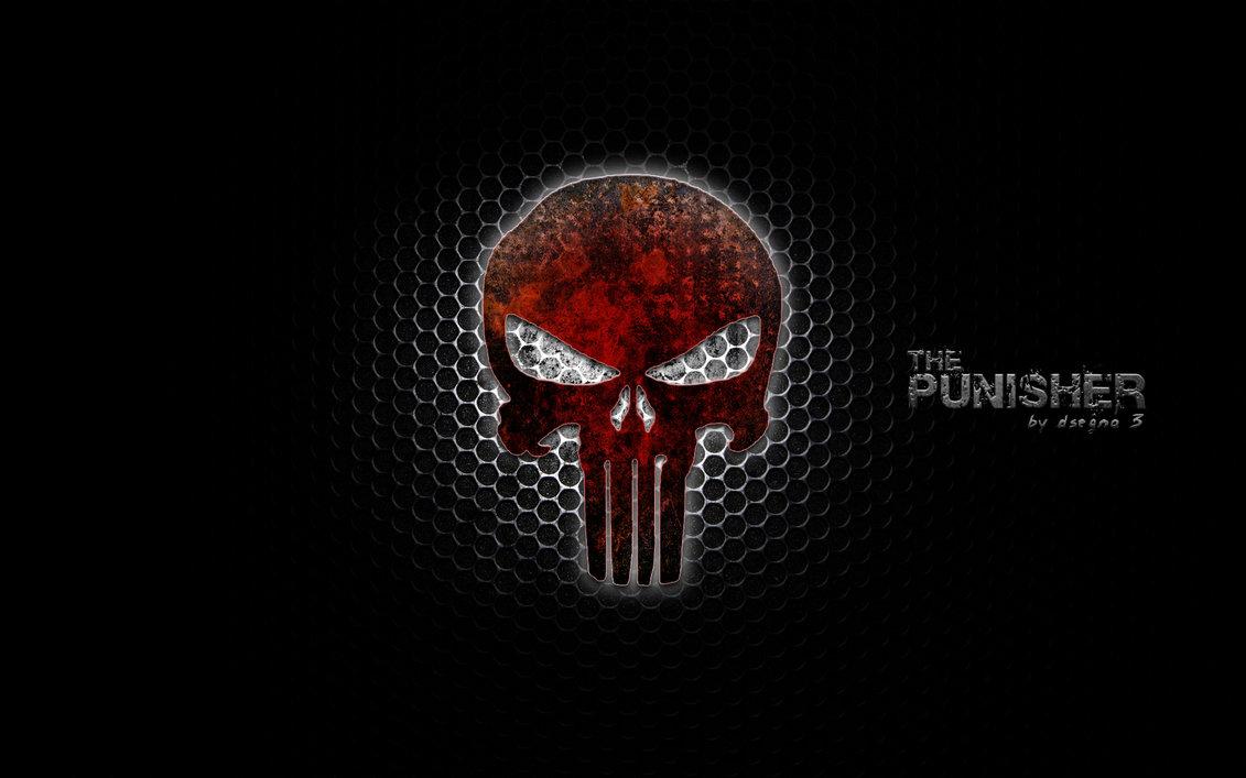 Punisher Skull Wallpaper Hd Wallpapersafari