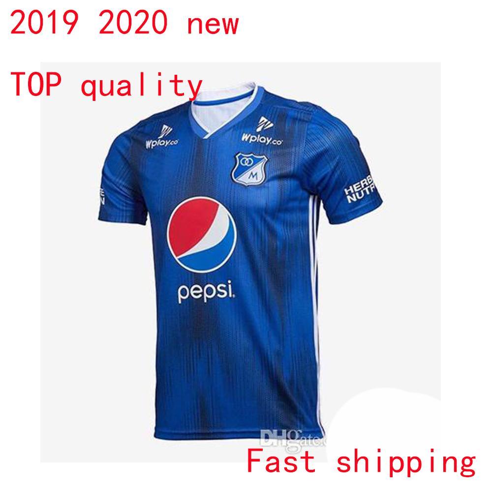 2019 2019 2020 Millonarios Soccer Jerseys Futbol Club Colombia 1000x1000