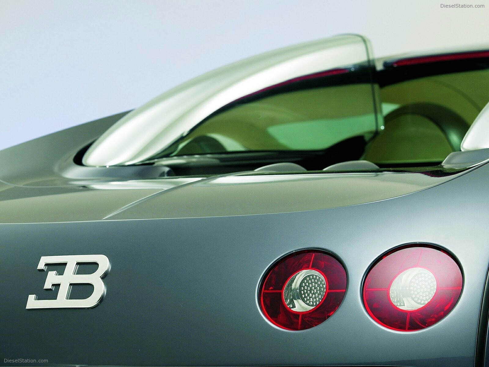 Bugatti Veyron Exotic Car Wallpapers 014 of 85 Diesel 1600x1200