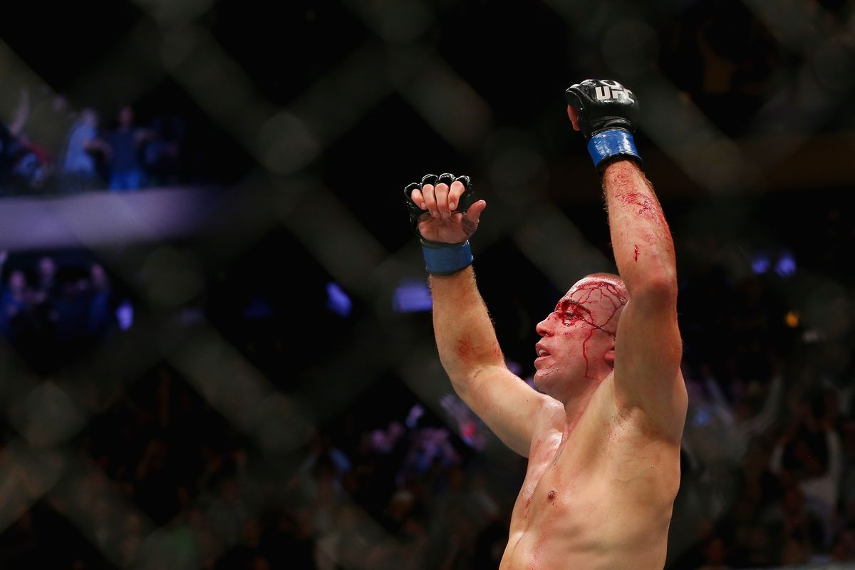UFC 217 results Georges St Pierre achieves immortality   MMAmaniacom 1200x800
