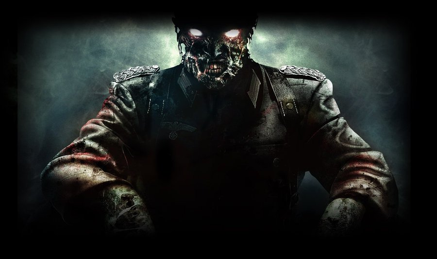 47 Cod Zombies Wallpapers On Wallpapersafari