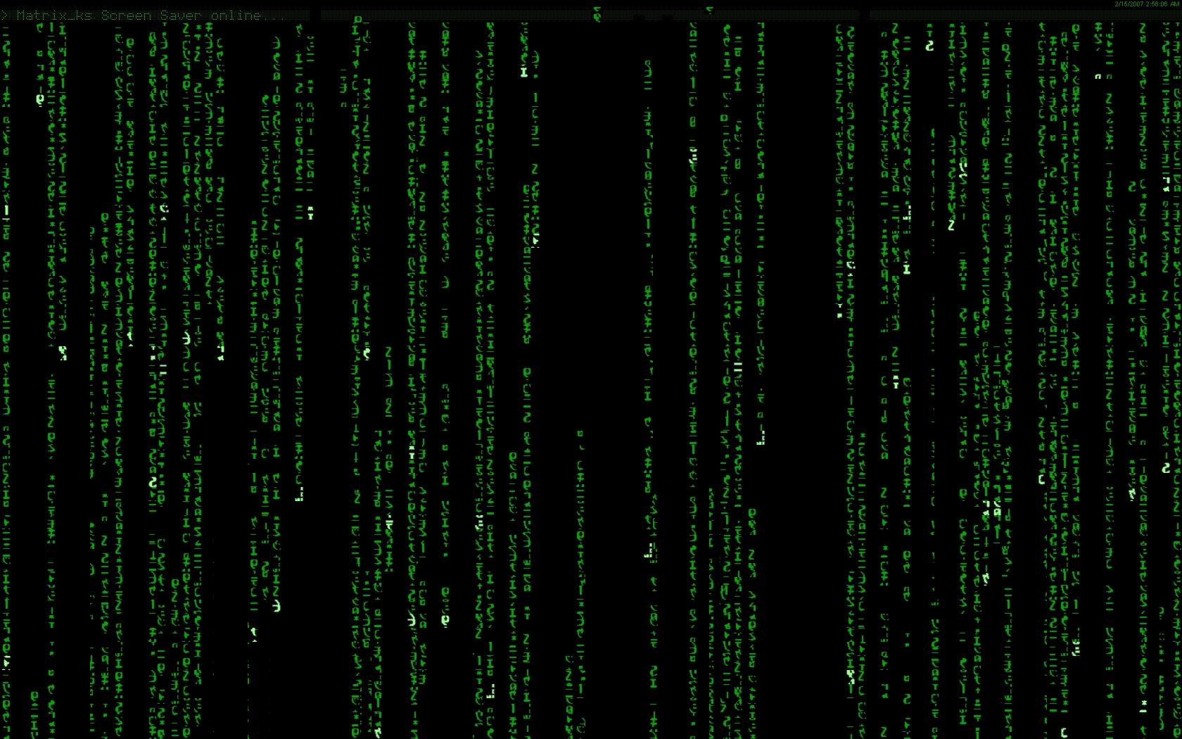 Matrix Wallpaper 1920x1080px 850366 1680x1050