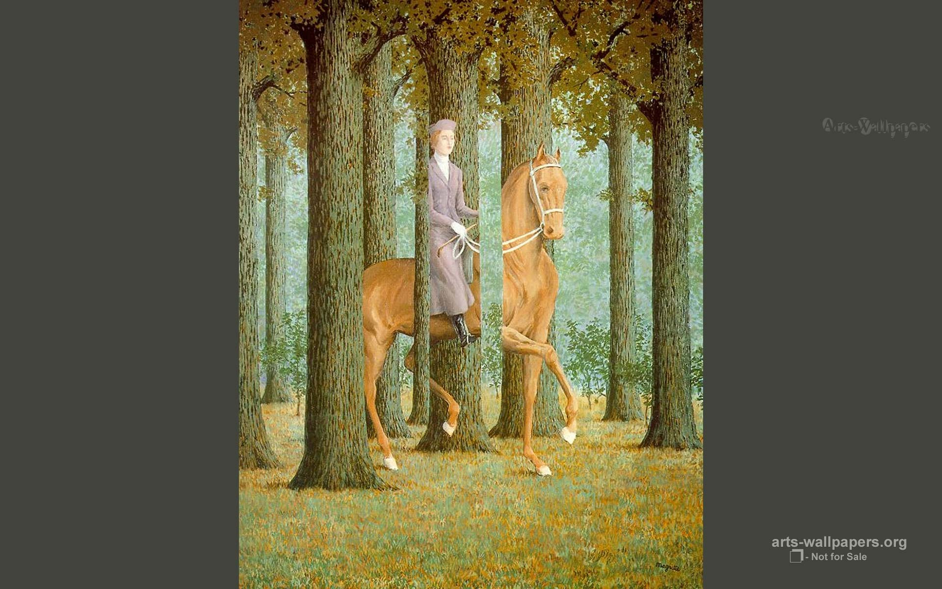 rene magritte wallpaper 02 1920x1200