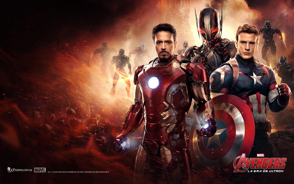 Avengers Age Of Ultron Wallpaper 4 1024x640
