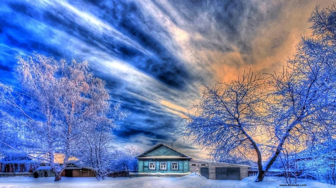 Winter Wallpaper   High Resolution Winter Wallpapers For 1080x607
