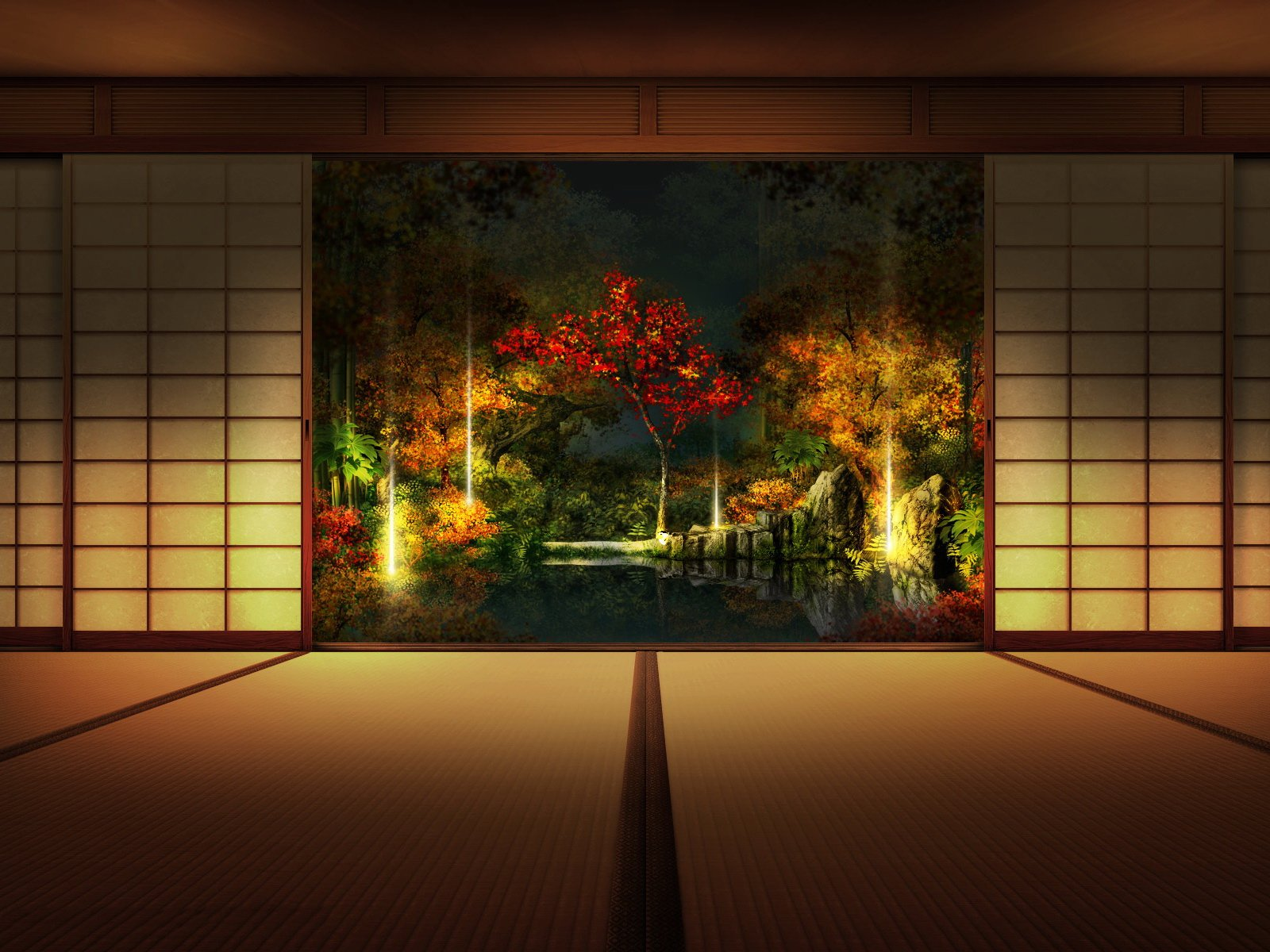 Japanese style wallpapers and images   wallpapers pictures photos 1600x1200