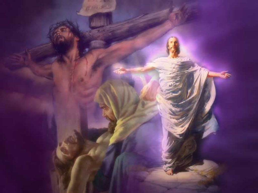 Resurrection and Ascension of Jesus Christ Wallpaper Photo Gallery 1024x768
