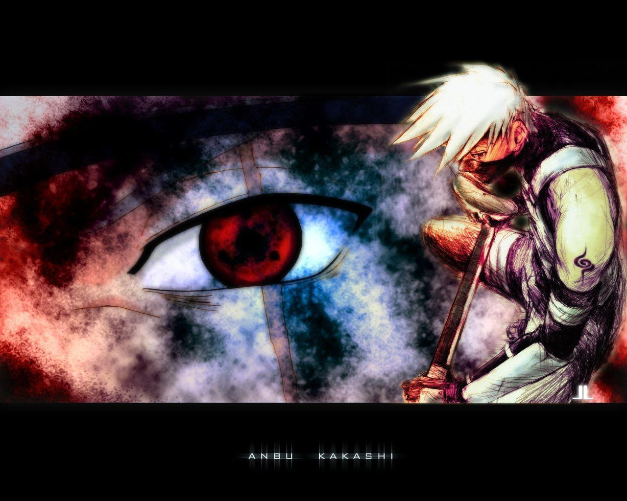 Kakashi Anbu Wallpapers 1280x1024