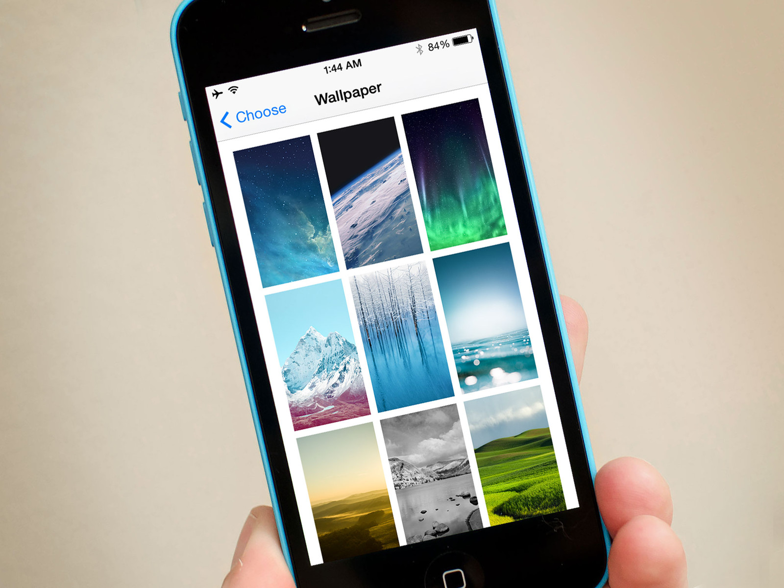 How to change the wallpaper to customize your iPhone or iPad iMore 1600x1200
