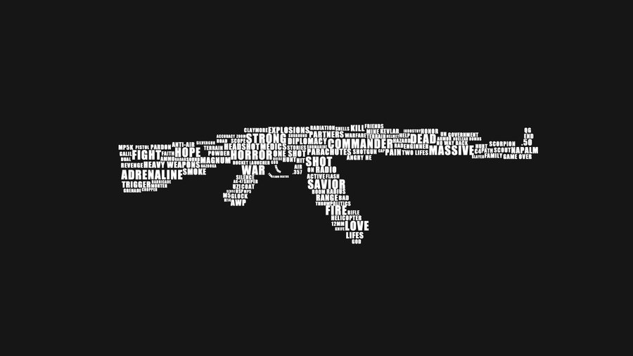 AK 47 Wallpaper by Blinkit on 900x506