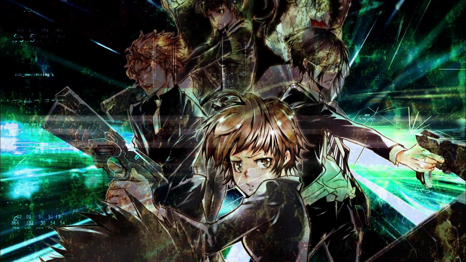Anime Wallpapers Psycho Pass   Anime Wallpaper 1600x900