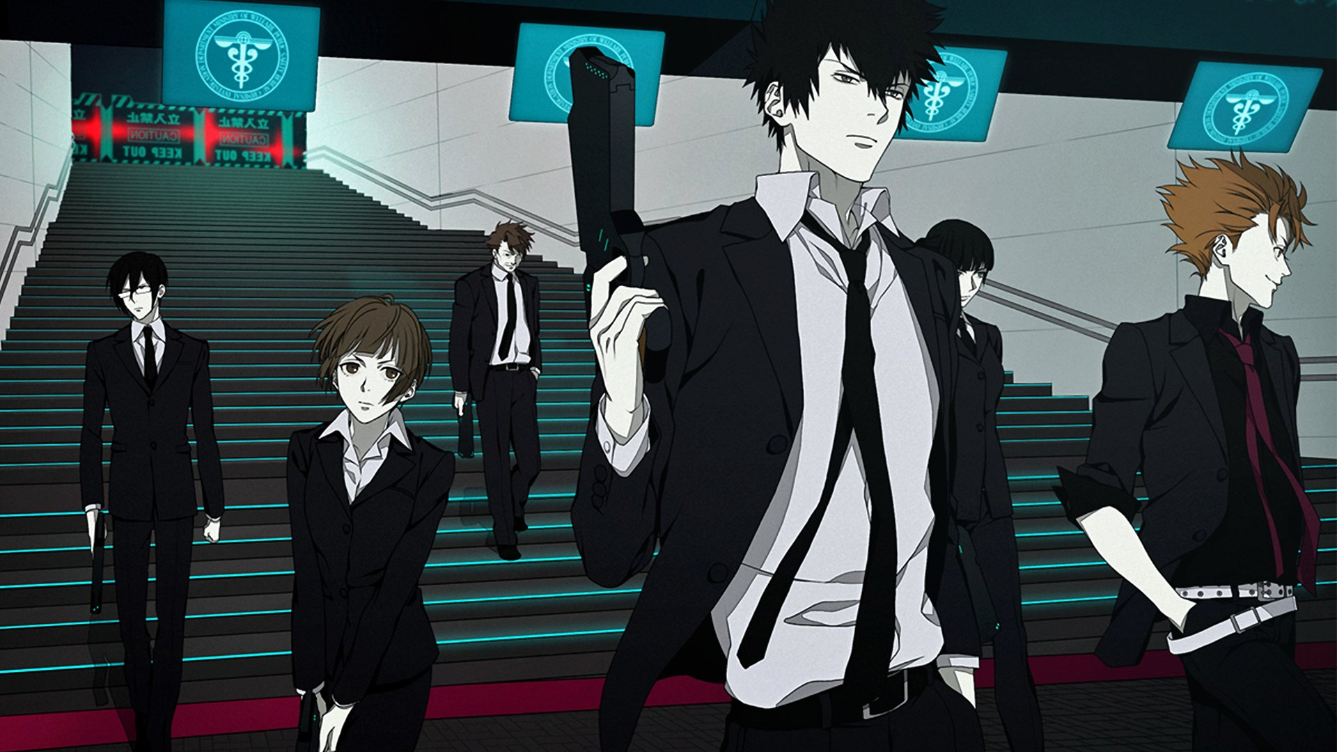 40 Psycho Pass Wallpaper Hd On Wallpapersafari