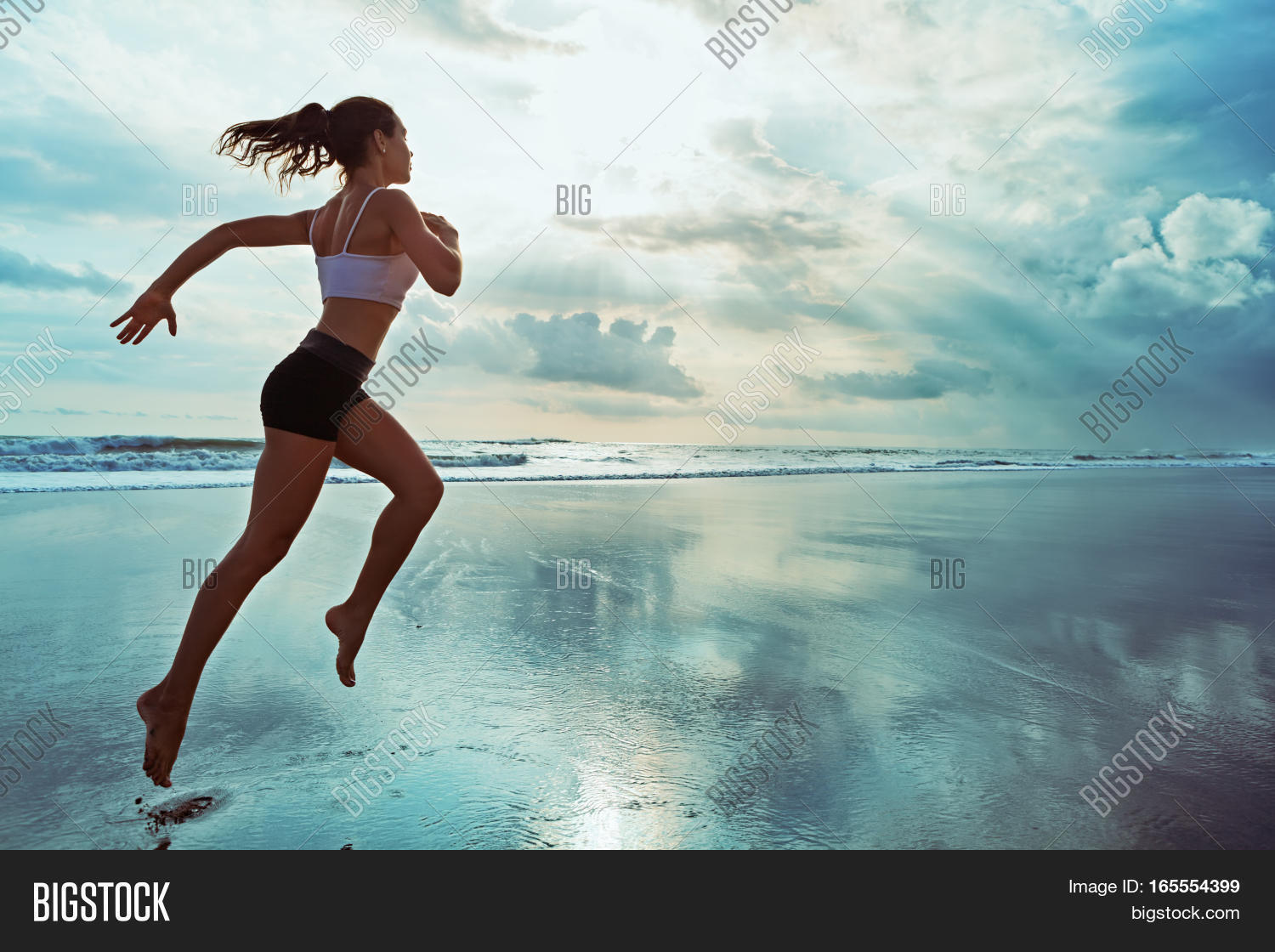 Active Sporty Woman Image Photo Trial Bigstock 1500x1120