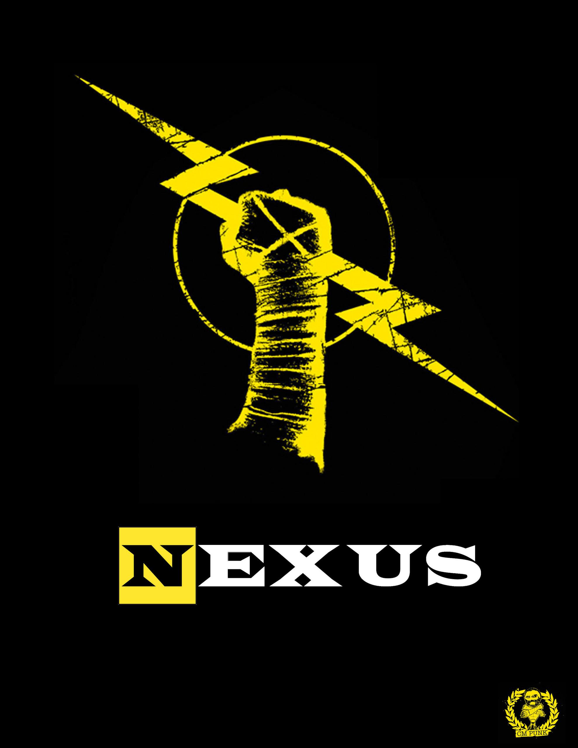Pictures of CM Punk Nexus Logo 1 Pictures Of CM Punk 1978x2560