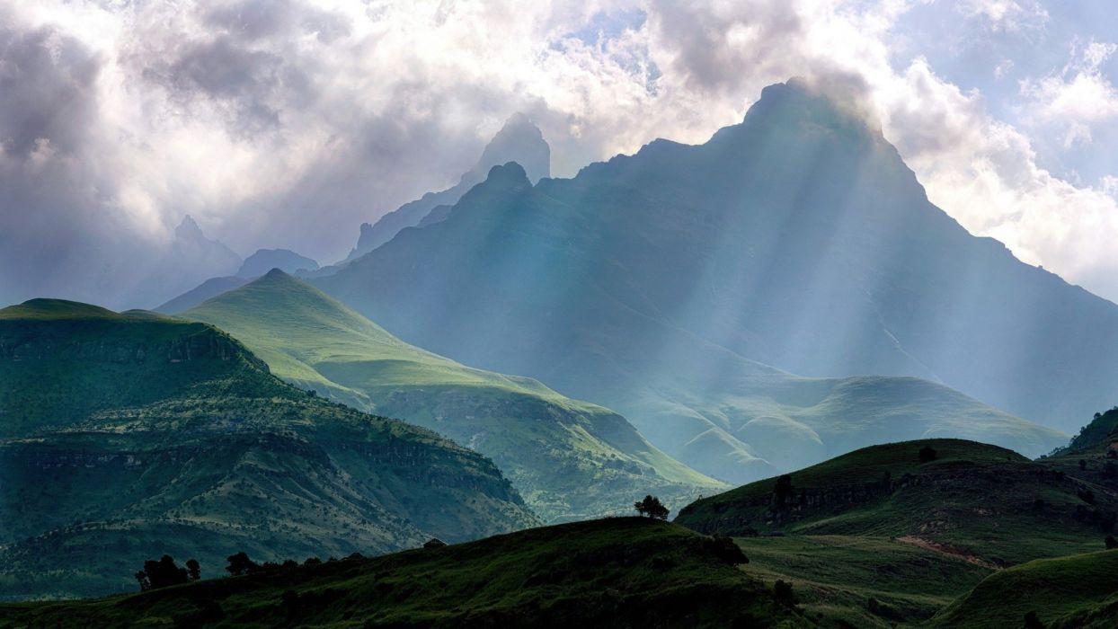Mountains landscape nature mountain clouds wallpaper 2400x1350 1244x700