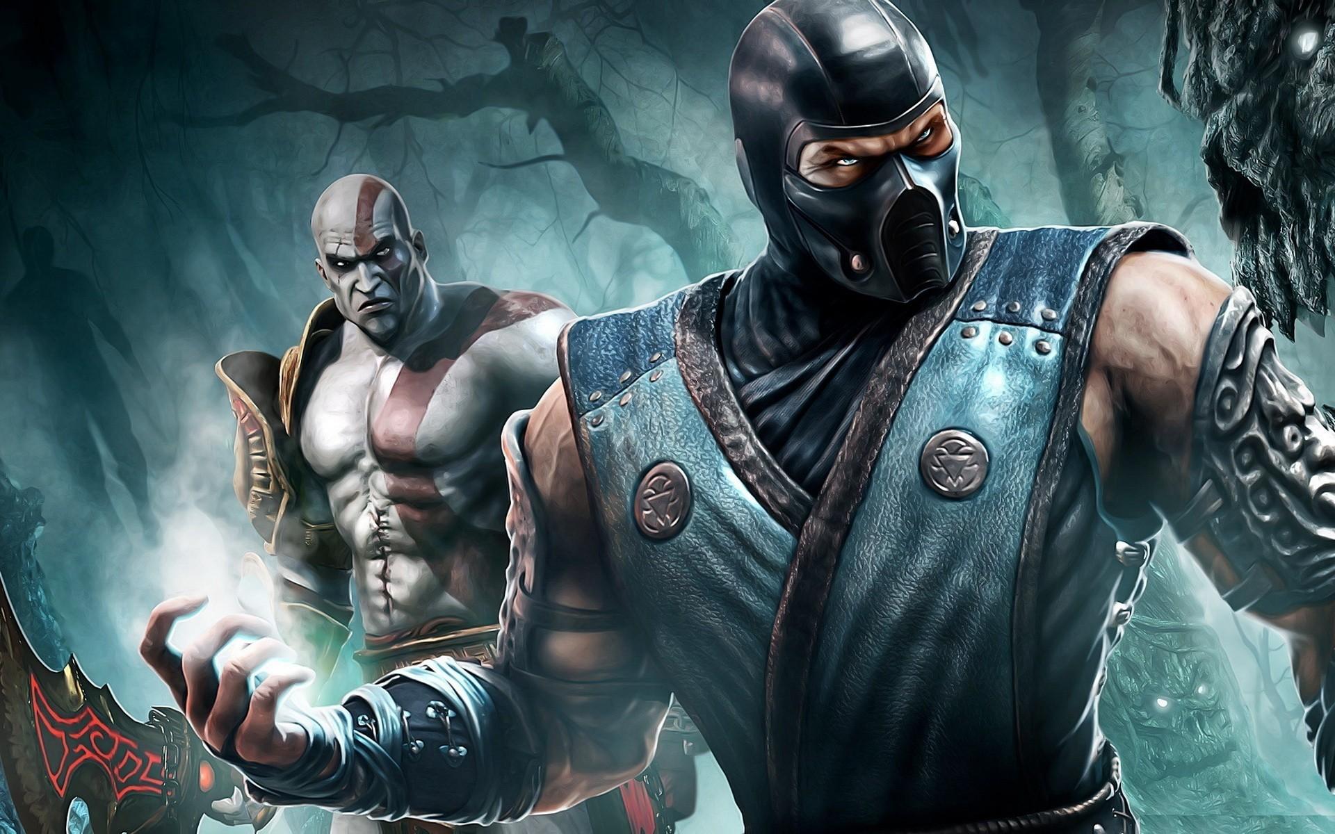 Video Games Wallpaper 1920x1200 Video Games Mortal Kombat Games 1920x1200
