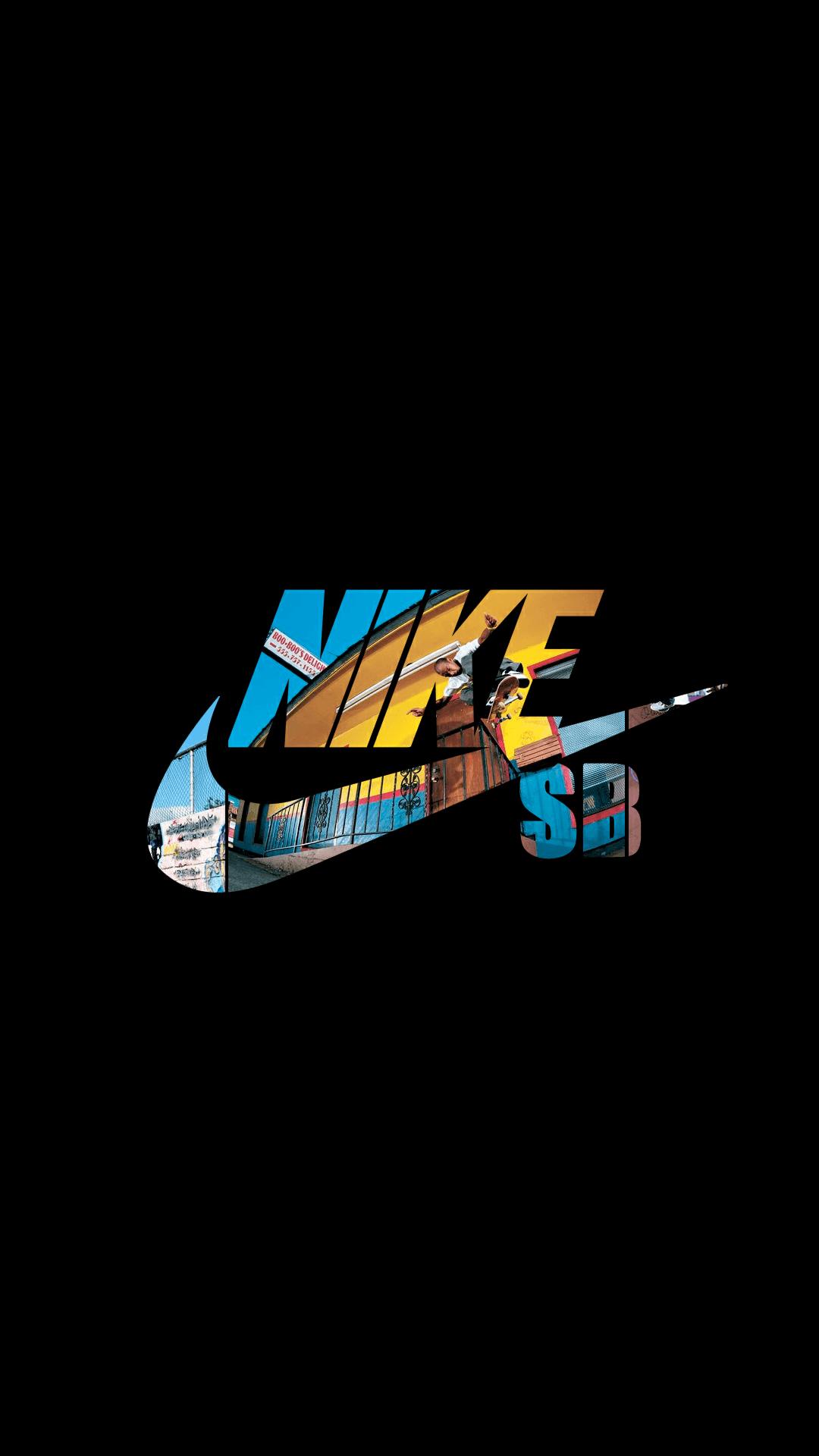4k Wallpaper Amoled 3D Wallpapers Nike wallpaper Nike logo 1080x1920