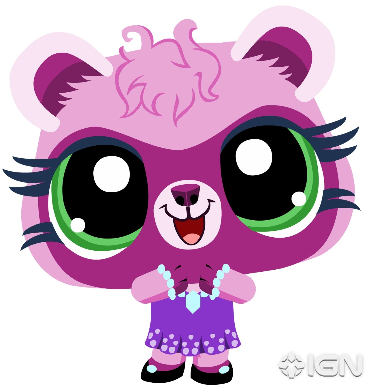 Littlest Pet Shop Online Screenshots Pictures Wallpapers   Web Games 1280x1335