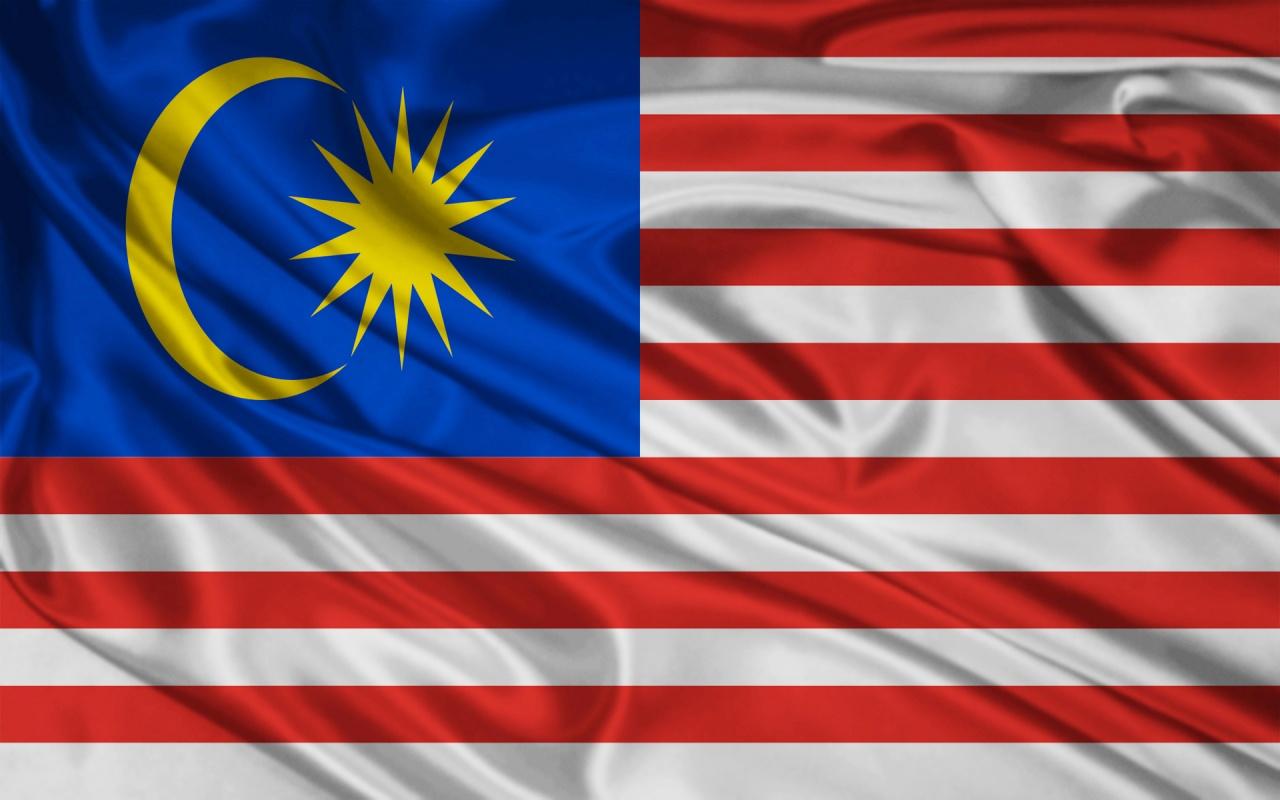 1280x800 Malaysia Flag desktop PC and Mac wallpaper 1280x800