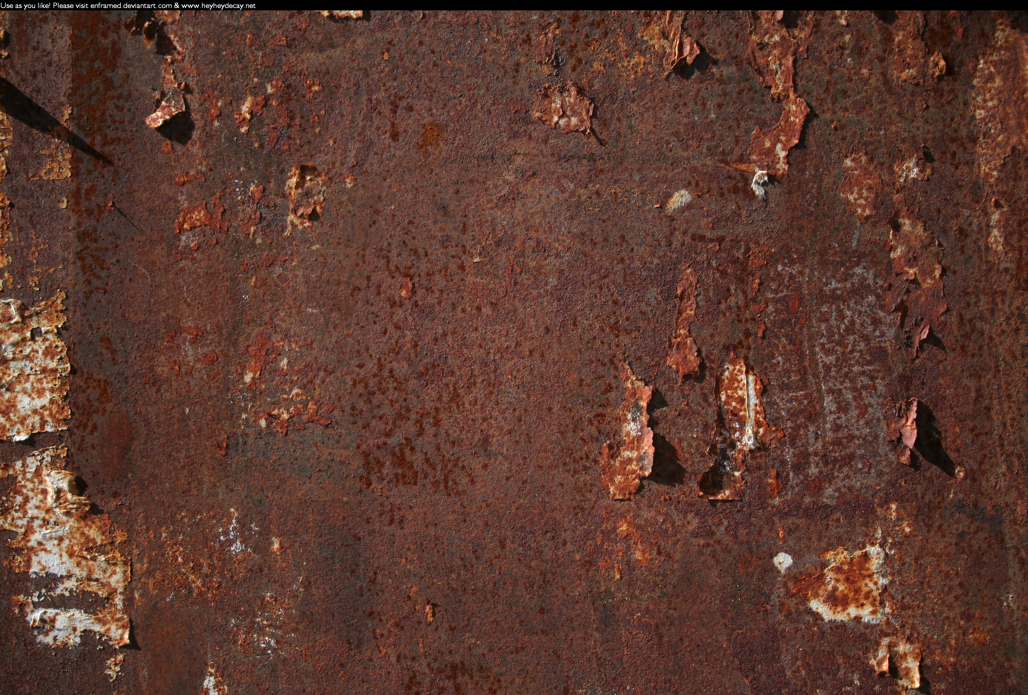 Rust Background Brown rust texture 2 by 3456x2339