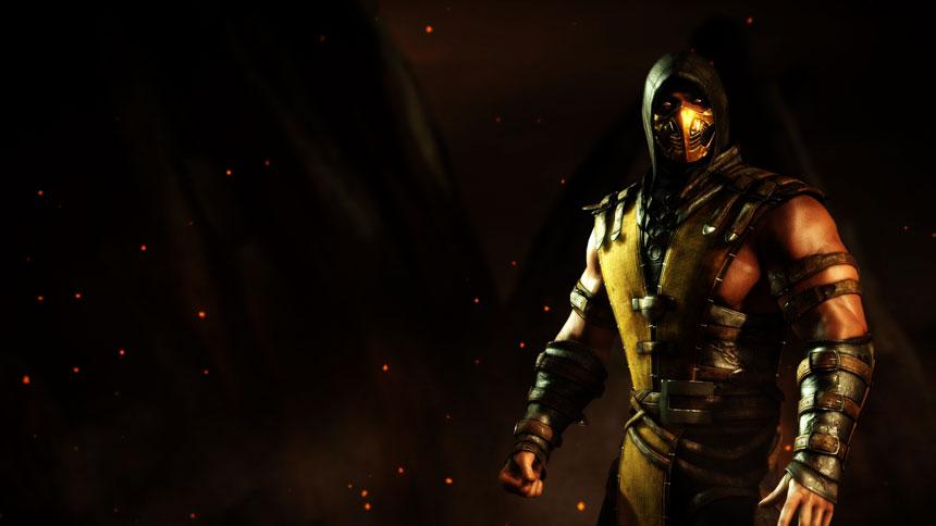 Mortal Kombat X Wallpaper in 1920x1080 860x484