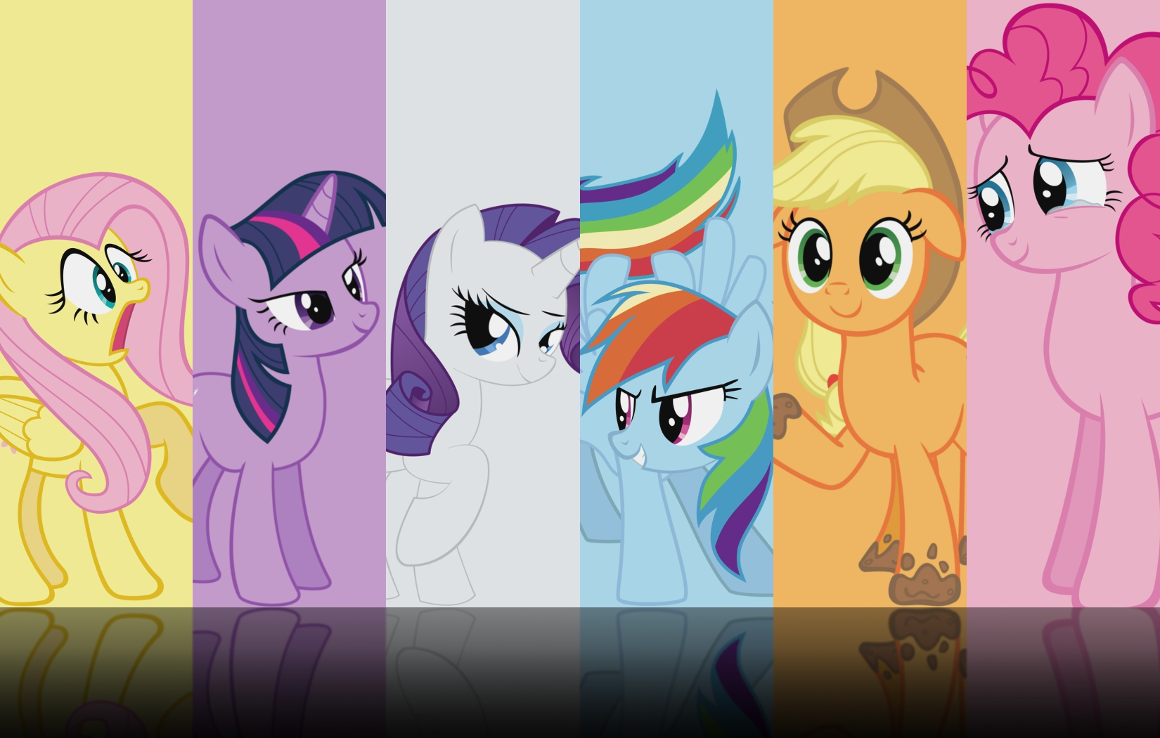 Free Download My Little Pony Wallpaper By Brokenmessiah On