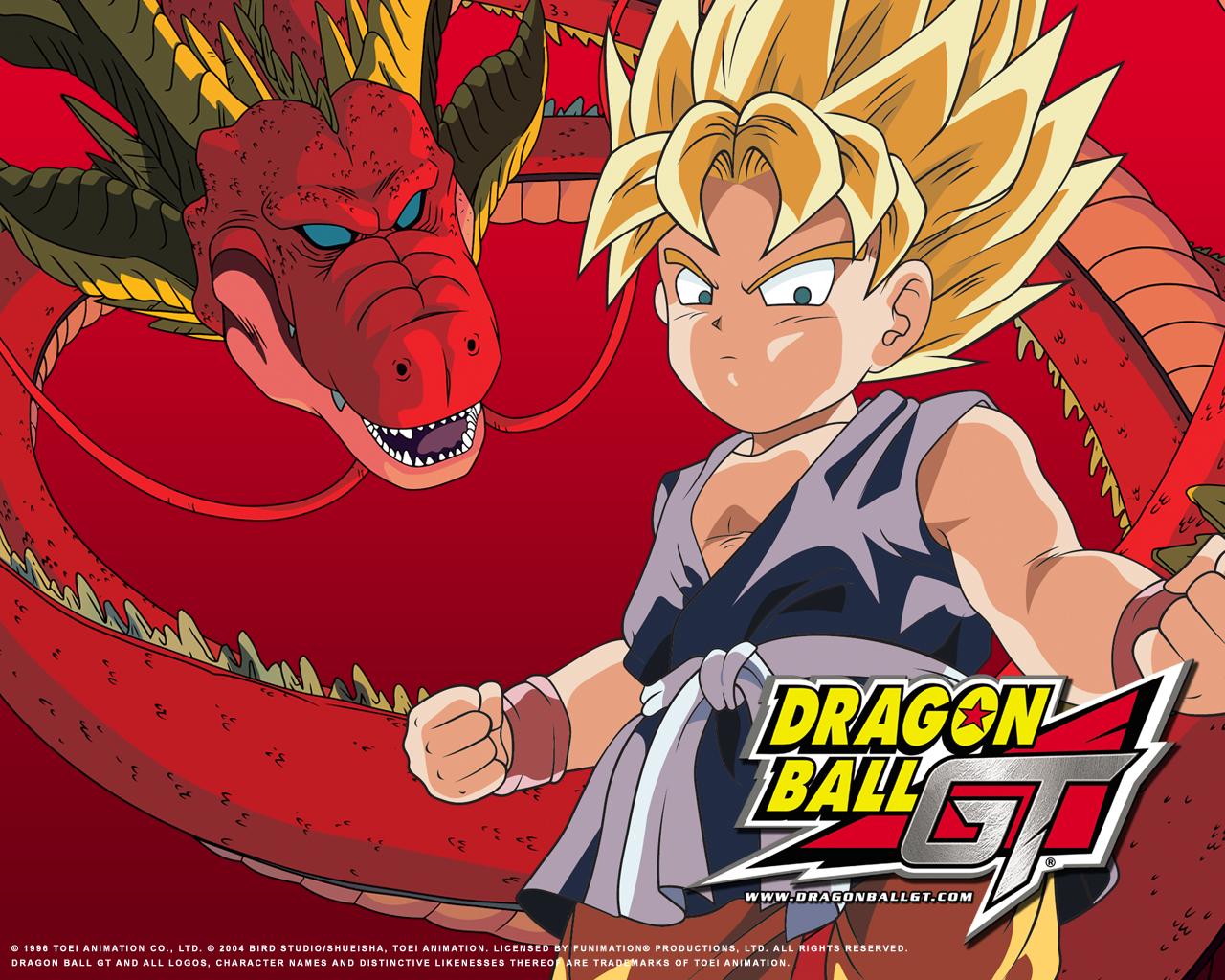 Dragon Ball Gt Z Full HD Wallpapers Jogos Online Wx 1280x1024
