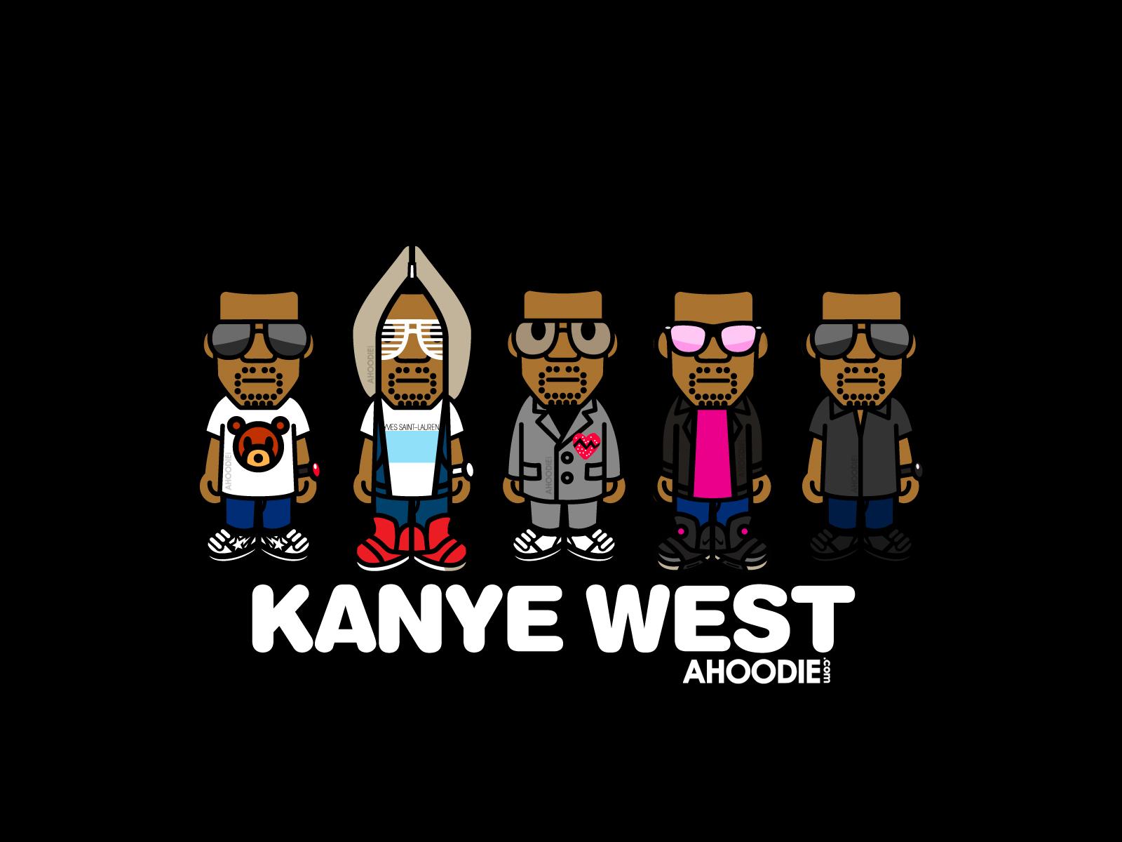 kanye west 1600x1200