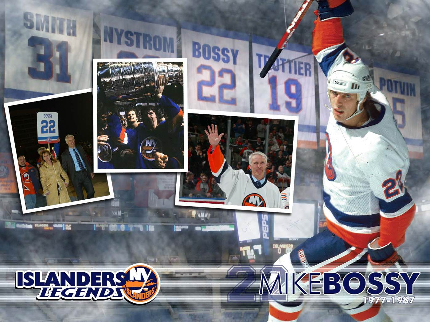 New York Islanders HD wallpaper New York Islanders wallpapers 1400x1050