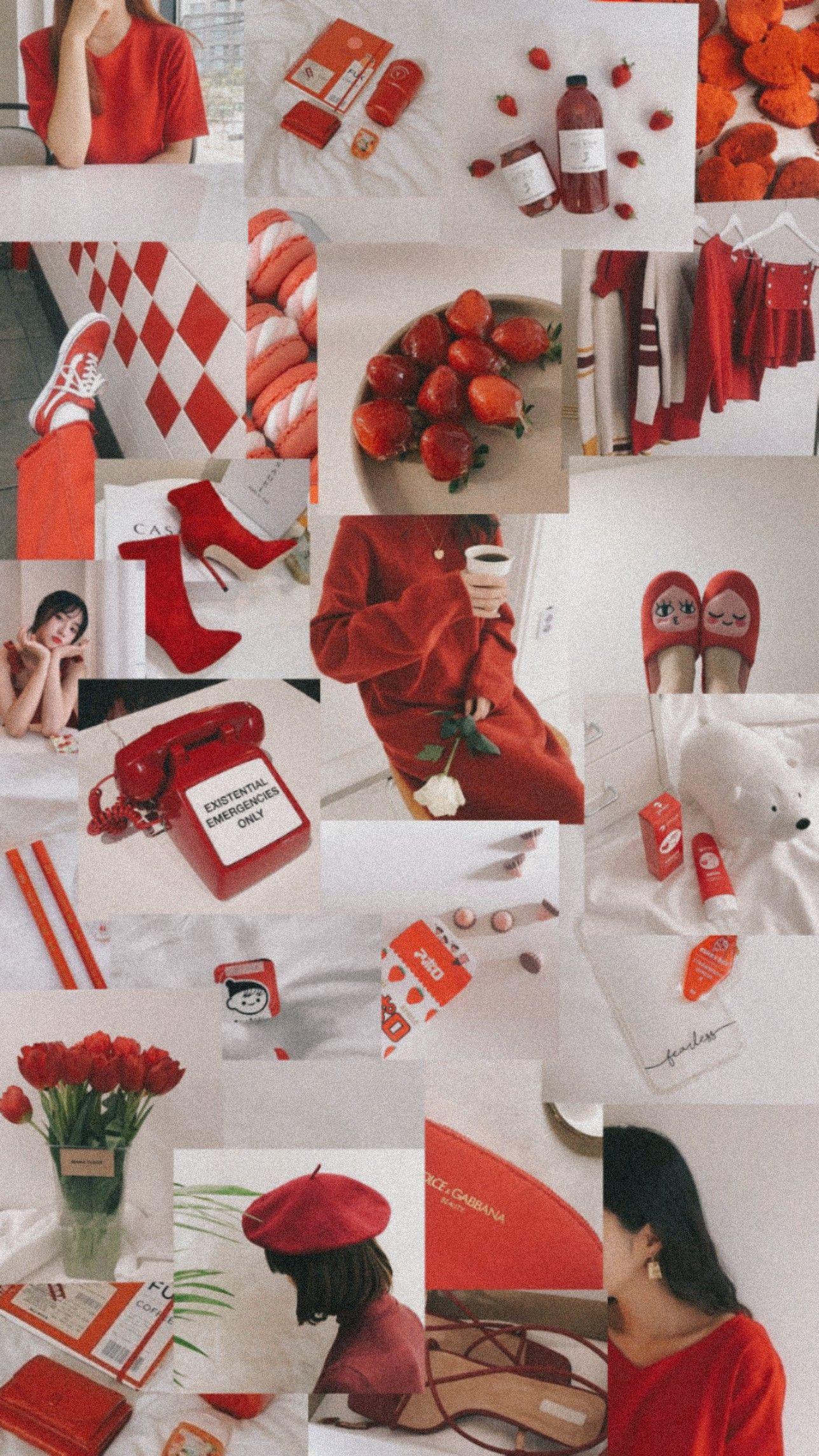 Pin oleh Nereyda Rodriguez di wallpapers Merah Gambar Ide 1288x2289