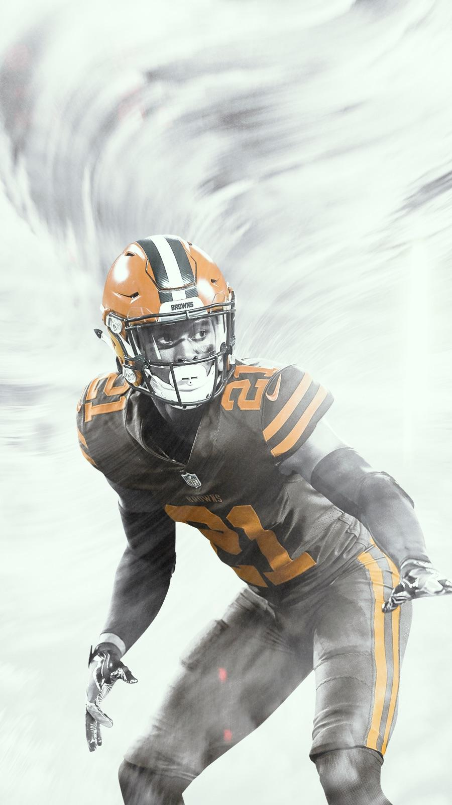 Victory Wallpaper 2 Denzel Ward Browns 900x1600