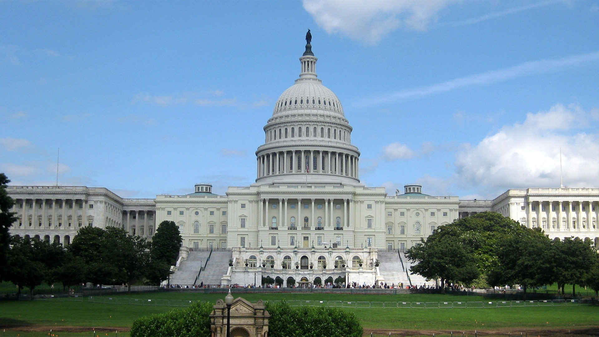 United States Capitol Wallpaper 7   1920 X 1080 stmednet 1920x1080