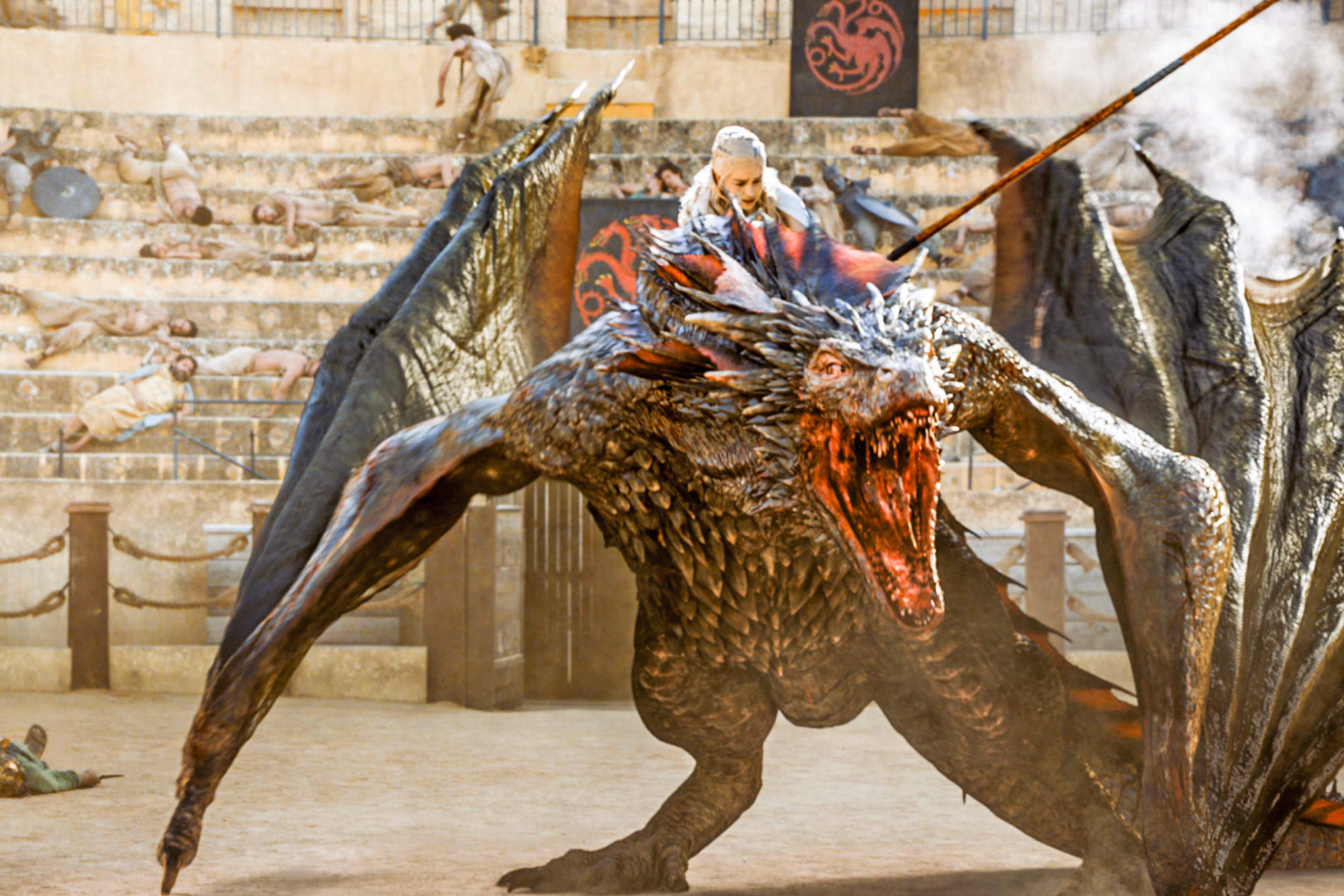 Game Of Thrones 4K 2040x1360
