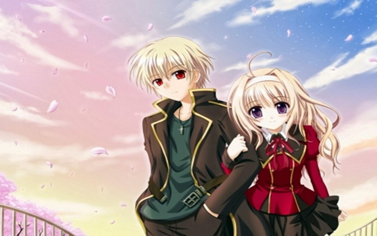 Romantic Anime Wallpapers