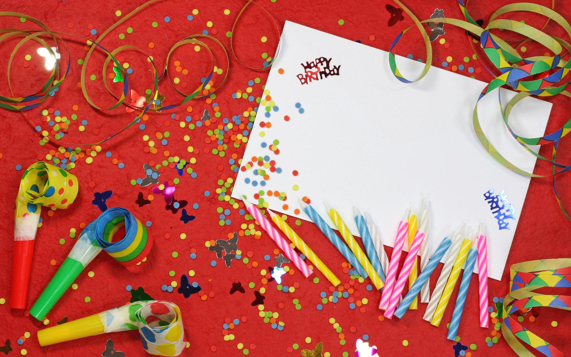 Bildergebnis für Birthday Party Wallpaper