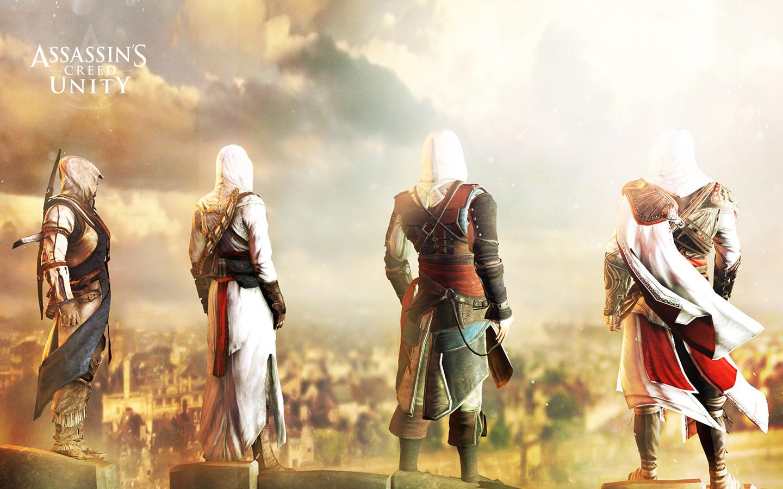 Assassins Creed Unity Wallpaper in 1440x900 1440x900