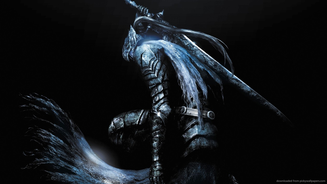 Download 1366x768 Dark Souls Artorias Wallpaper 1366x768