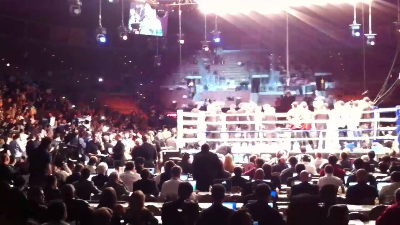 Amir Khan Vs Lamont Peterson Full Fight Video Pelea Khan 1280x720