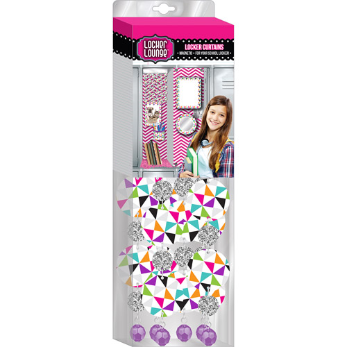 Create a personalized locker using locker accessories that help you secure your belongings and keep your belongings organized. Add a dry-erase board, shelf, wire rack, mirror, magnet, hanging pouch, and fabric bin to keep everything in its place.