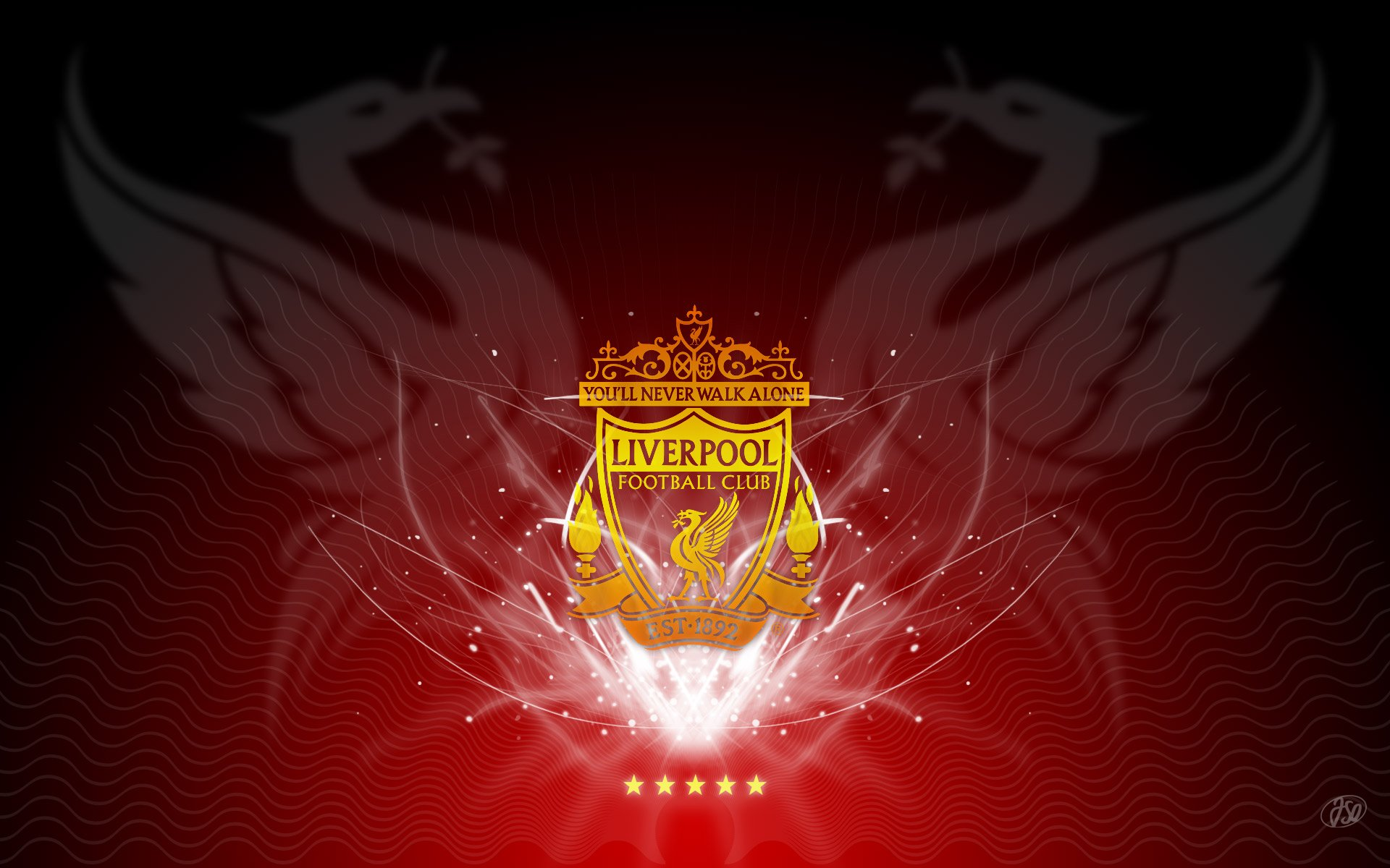 50] Liverpool Wallpapers for PC on WallpaperSafari 1920x1200