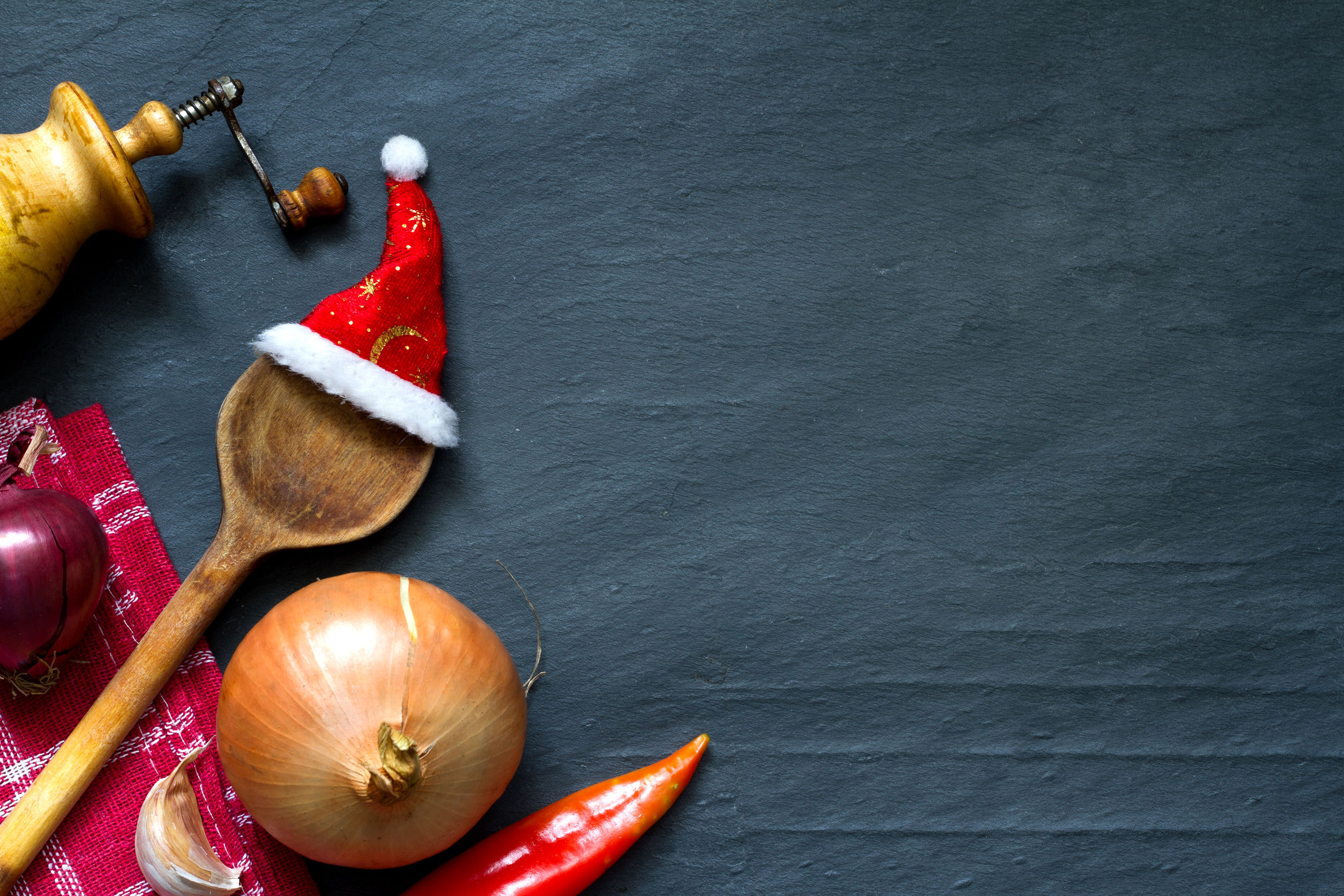 Delicious vegetarian meal options for Christmas North 2508x1672