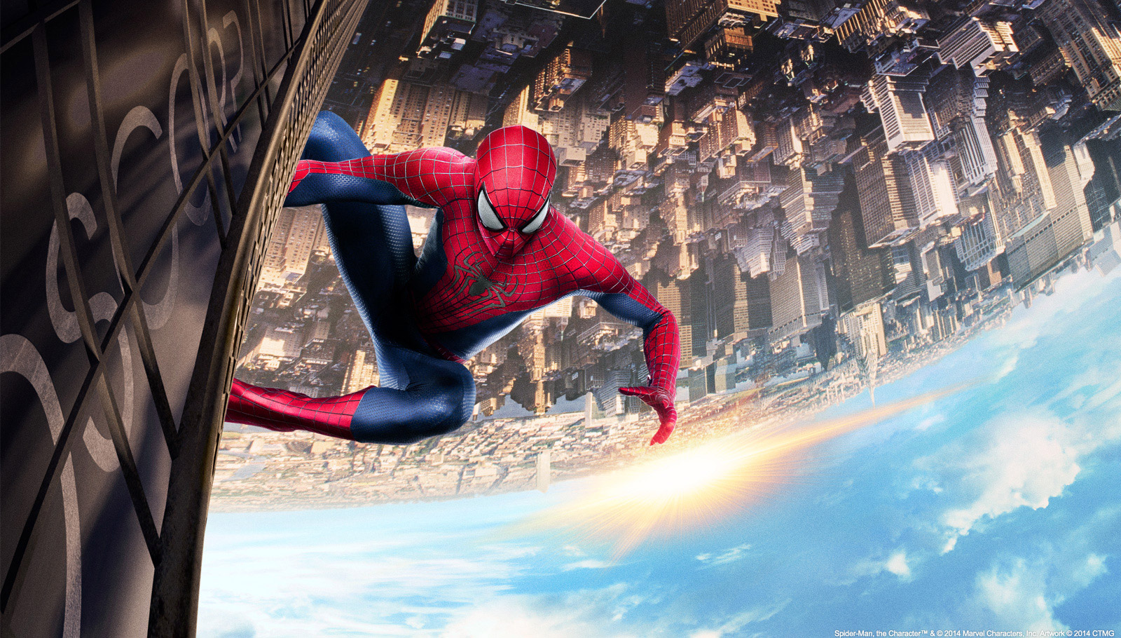 The Amazing Spider Man 2 Wallpapers [HD] Facebook Cover Photos 1600x910