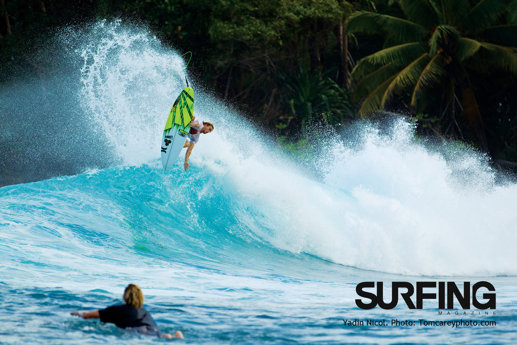 November 2011 Issue Wallpaper SURFING Magazine 1650x1100