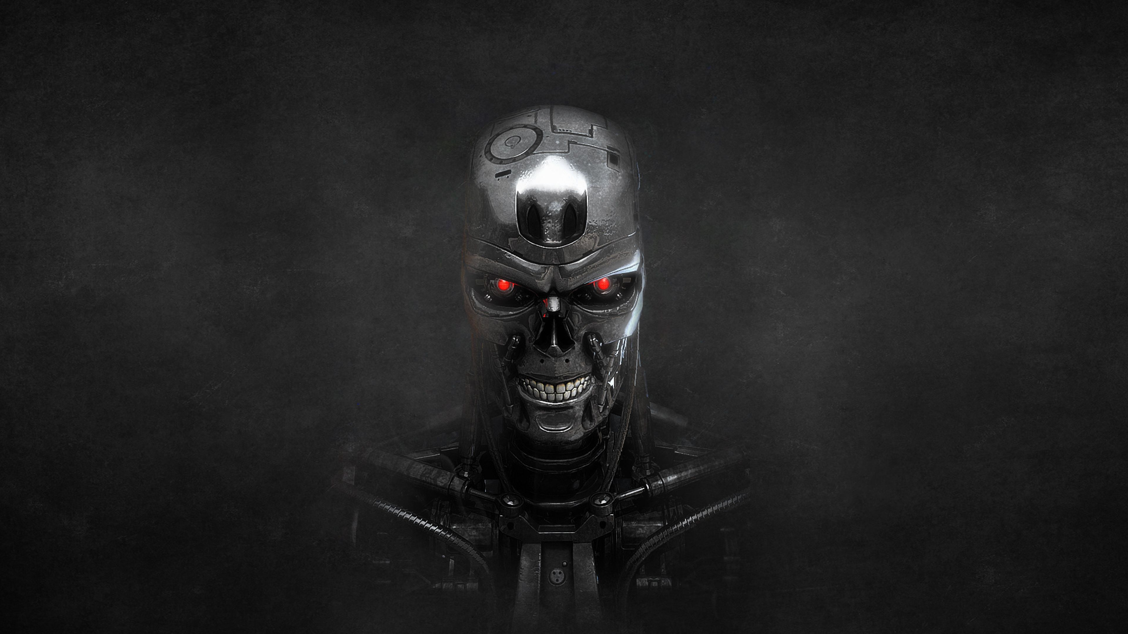 Terminator Background For Desktop Wallpaper 3840 x 2160 px 243 MB 3840x2160