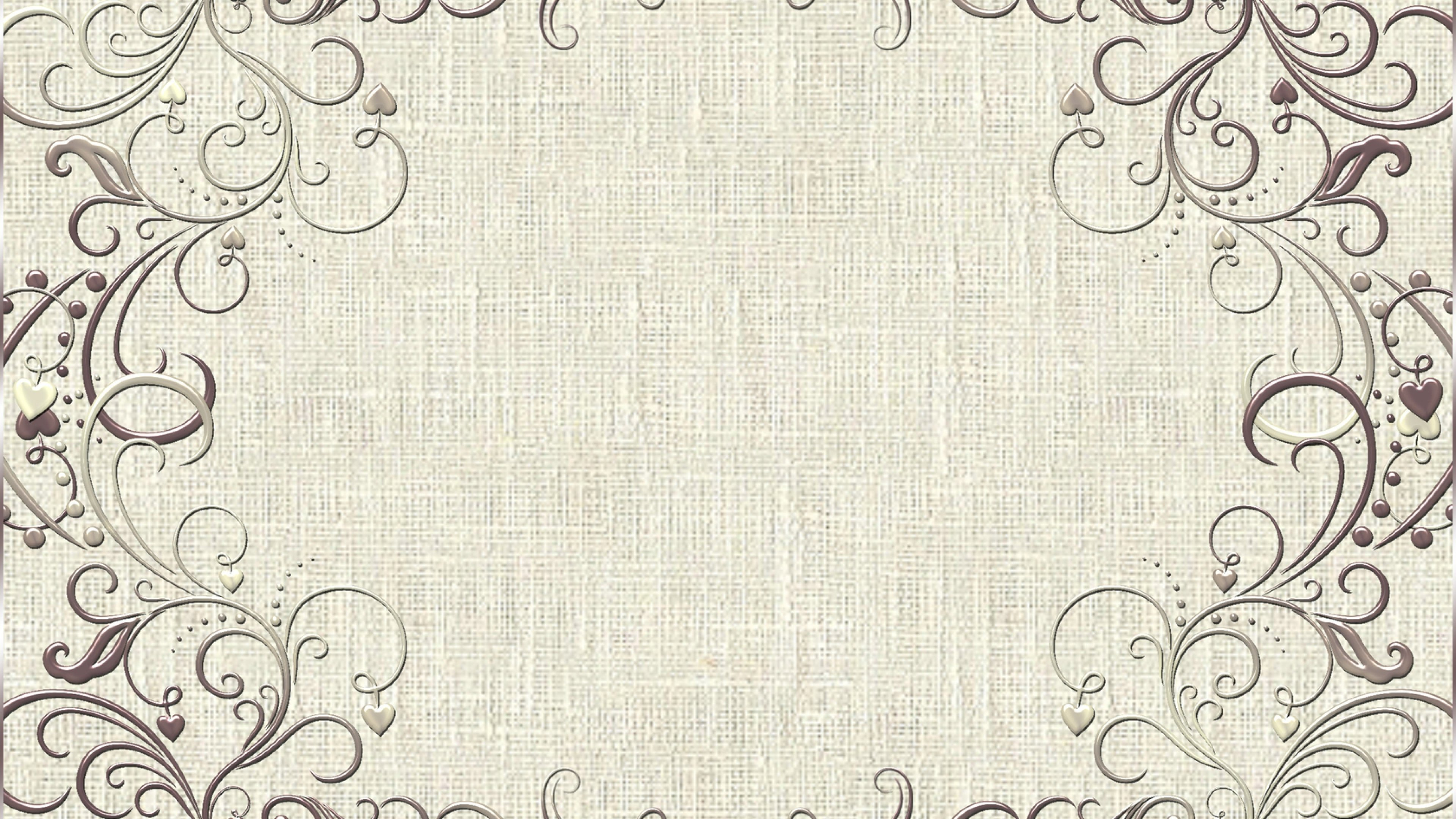 vintage frame design pattern wallpaper wallpapers byte align center 3840x2160